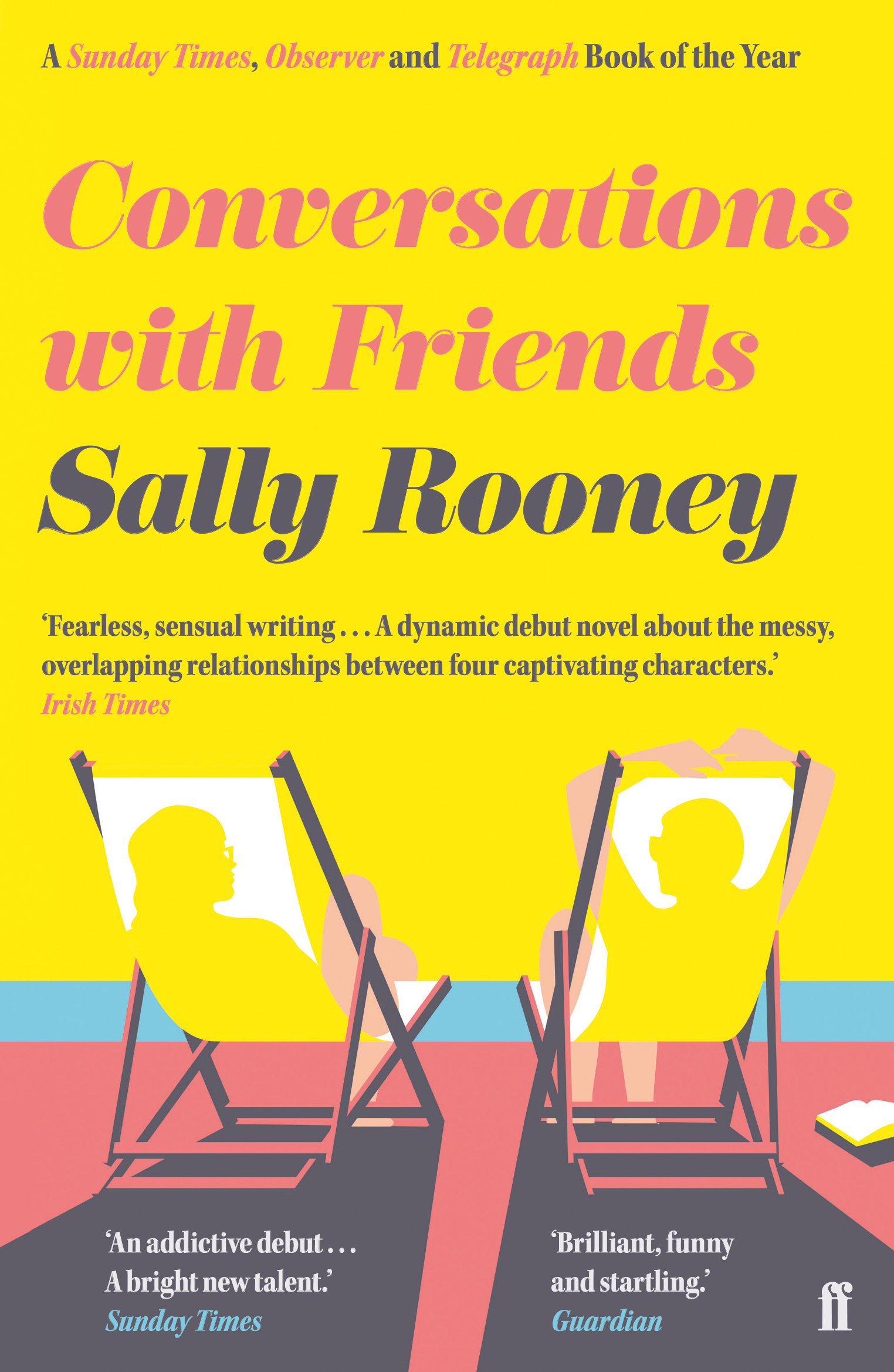 Book Recommendations: Conversations with Friends by Sally Rooney