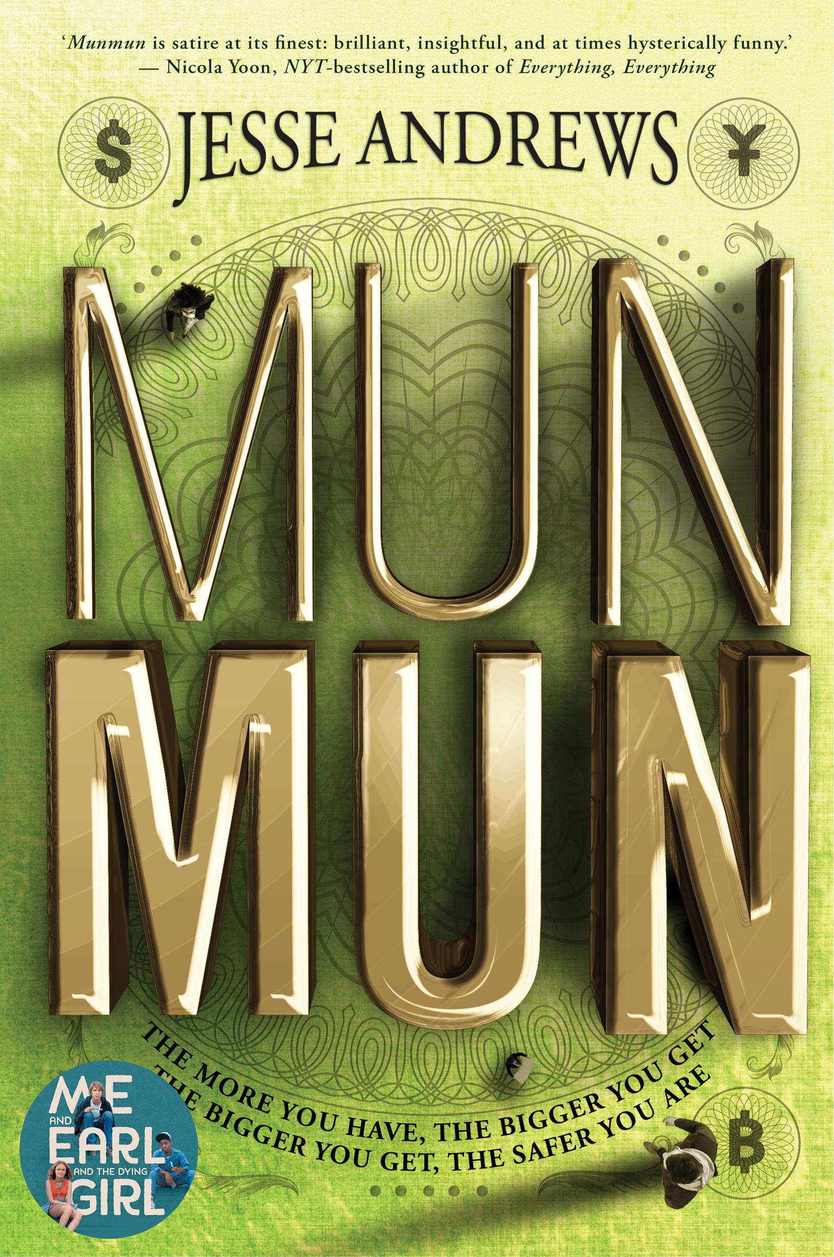 Munmun by Jesse Andrews