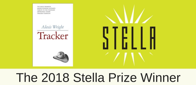 Tracker by Alexis Wright is the 2018 Stella Prize Winner