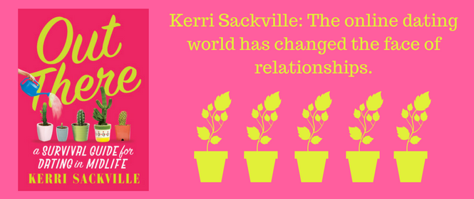 Kerri Sackville Out There