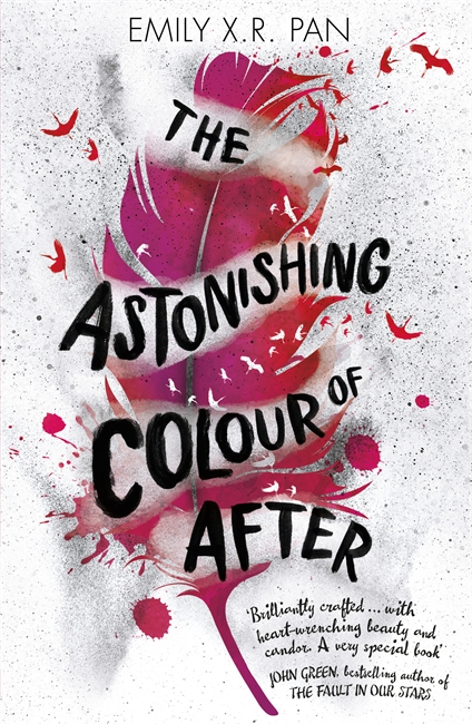 The Astonishing Colour of After by Emily X. R. Pan