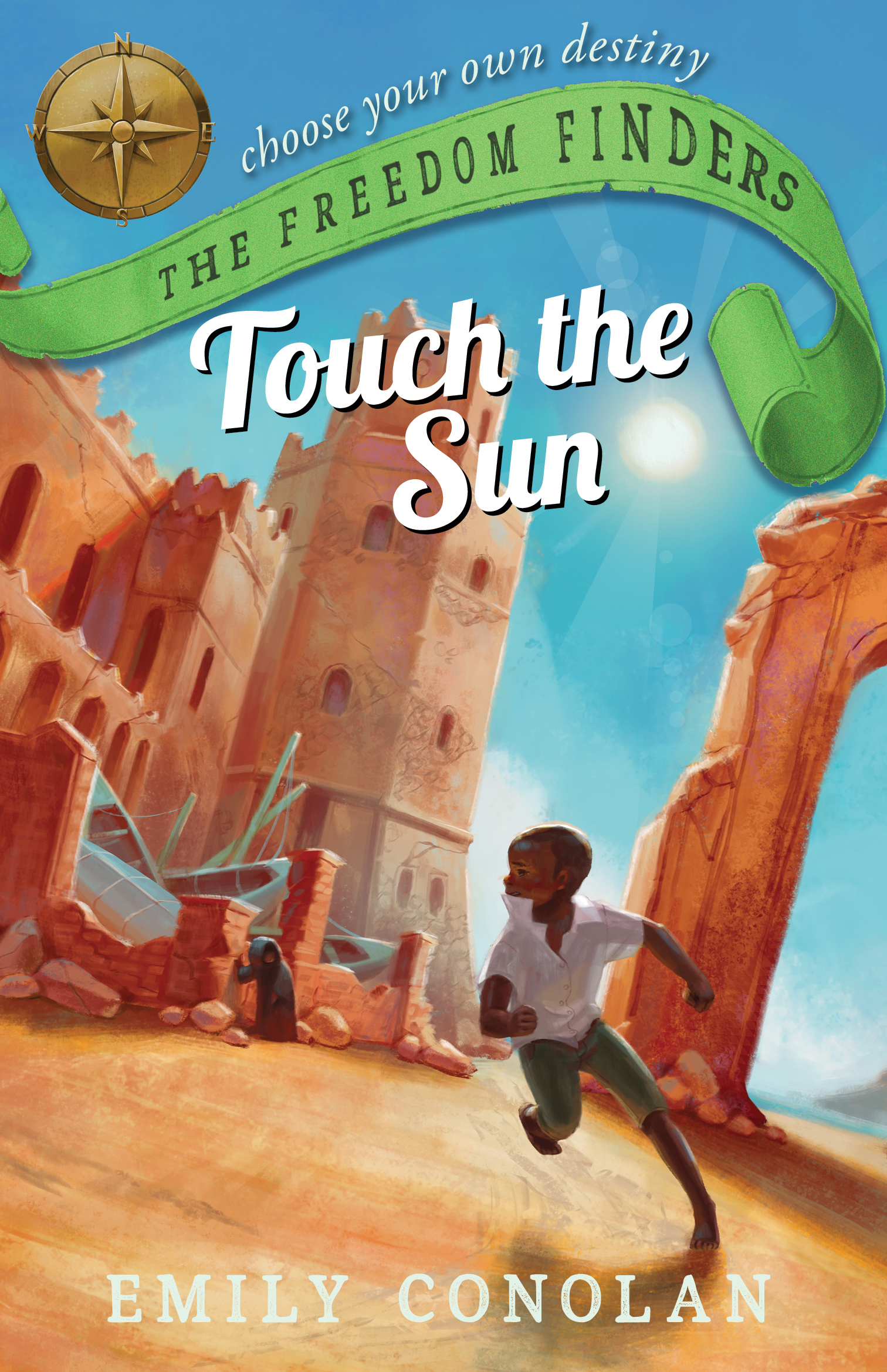 Touch the Sun by Emily Conolan