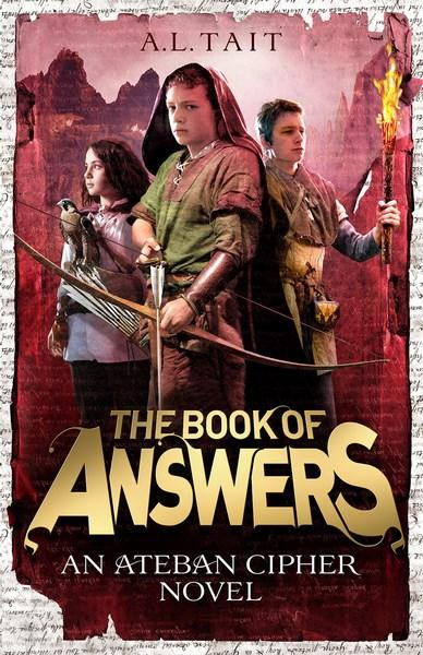 The Book of Answersby A.L. Tait