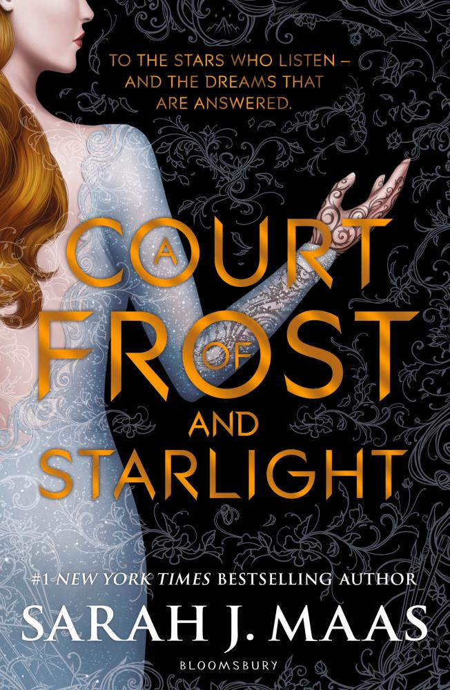 A Court of Frost and Starlightby Sarah J. Maas