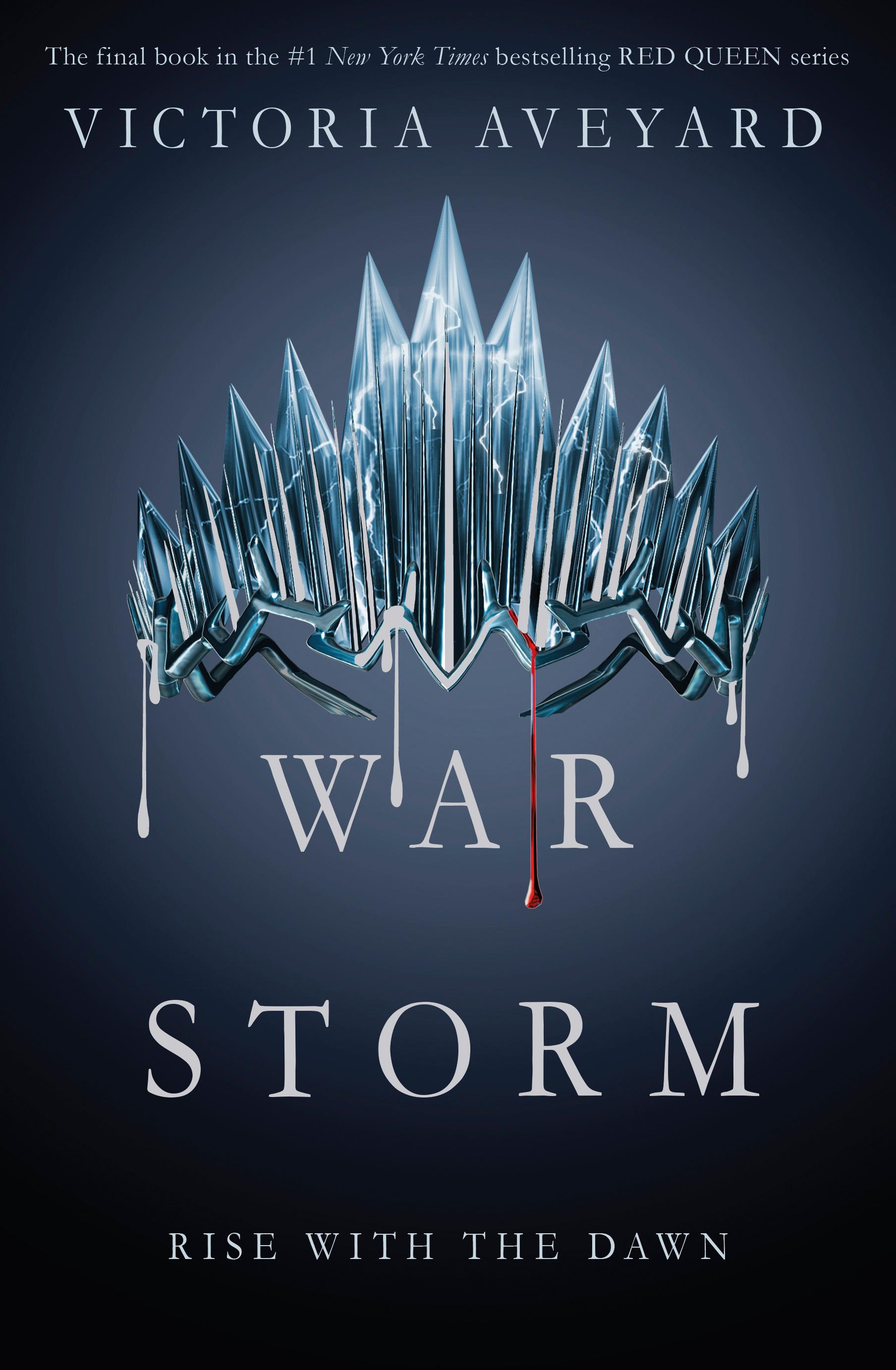 War Stormby Victoria Aveyard