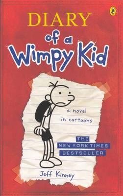 Diary of a Wimpy Kidby Jeff Kinney