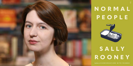Review Normal People By Sally Rooney The Booktopian