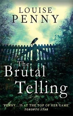 Kate Forsyth reviews The Brutal Telling
