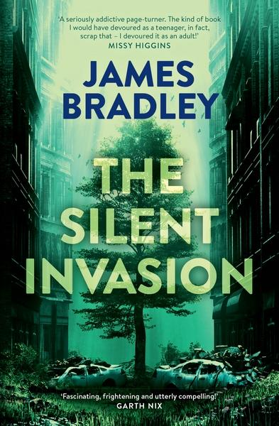 Kate Forsyth reviews The Silent Invasion