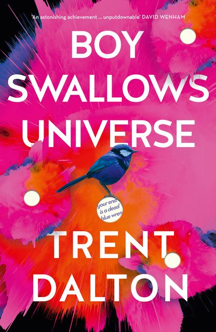 Boy Swallows Universeby Trent Dalton