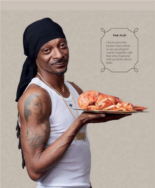 Snoop Dogg to release Cookbook - The Booktopian