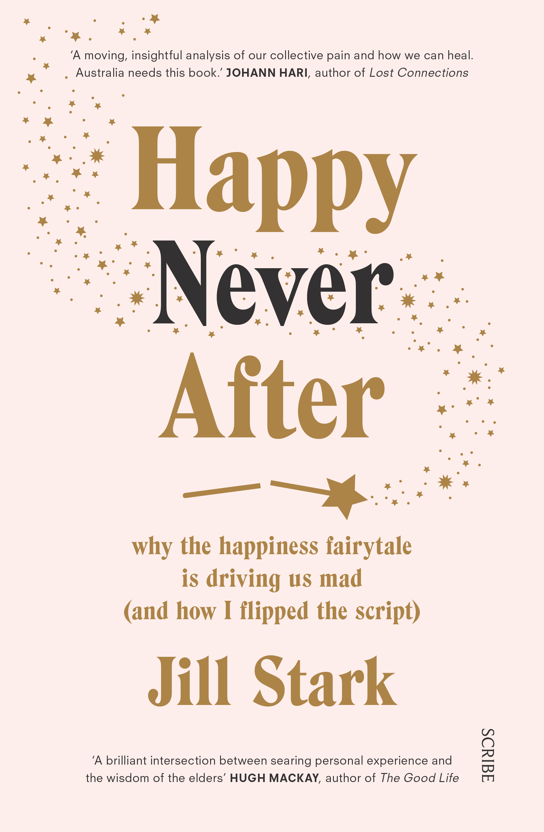Happy Never Afterby Jill Stark