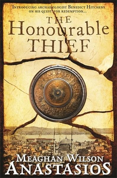 The Honourable Thiefby Meaghan Wilson Anastasios