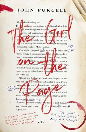 The Girl on the Pageby John Purcell