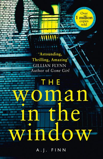 The Woman in the Windowby A. J. Finn