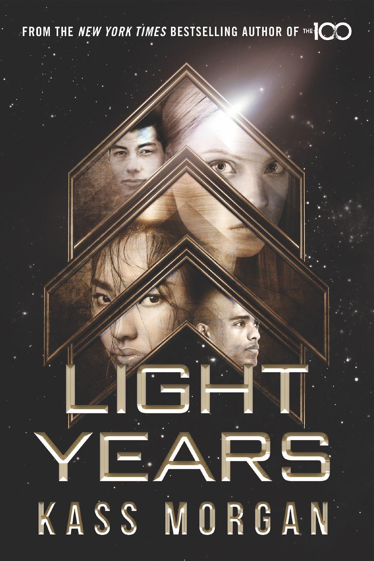 Light Yearsby Kass Morgan