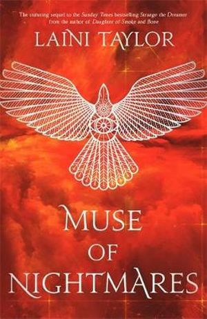 Muse of Nightmaresby Laini Taylor