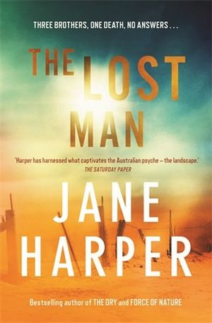 The Lost Manby Jane Harper