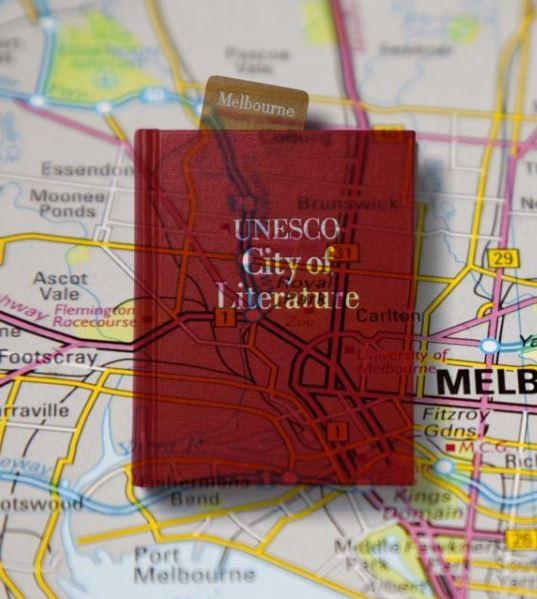 melbourne city literature