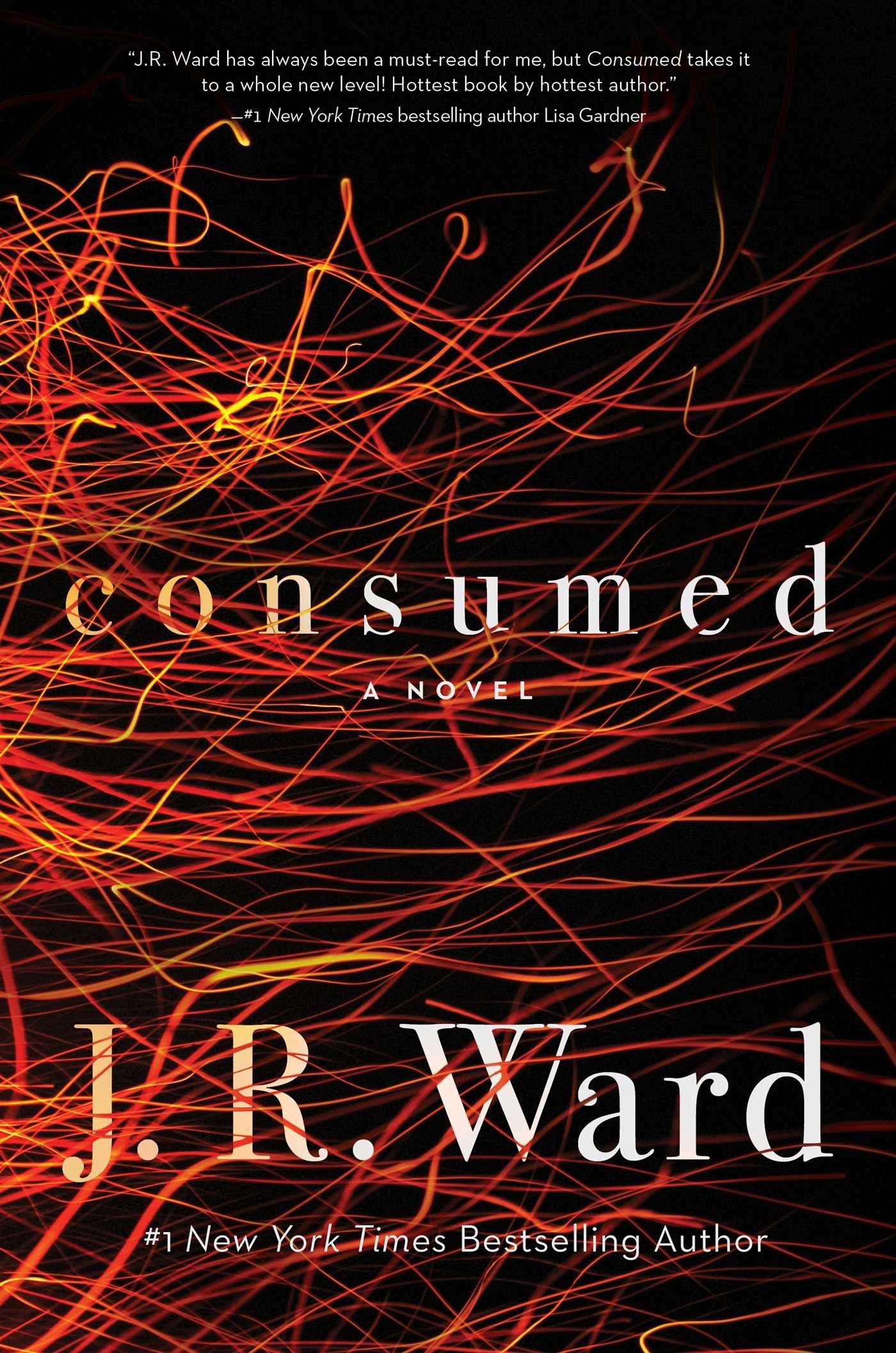 Consumedby J. R. Ward