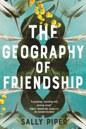 The Geography of Friendshipby Sally Piper