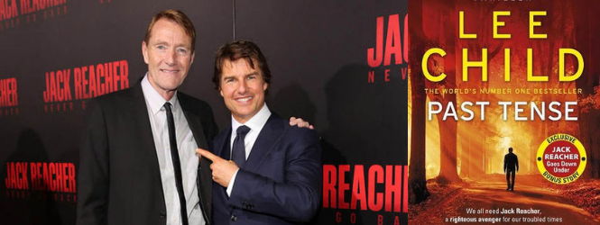Lee Child announces search for new Jack Reacher - The Booktopian