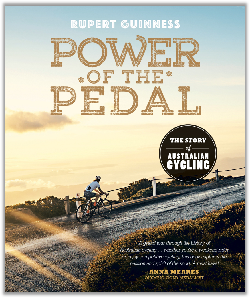 Power of the Pedalby Rupert Guinness