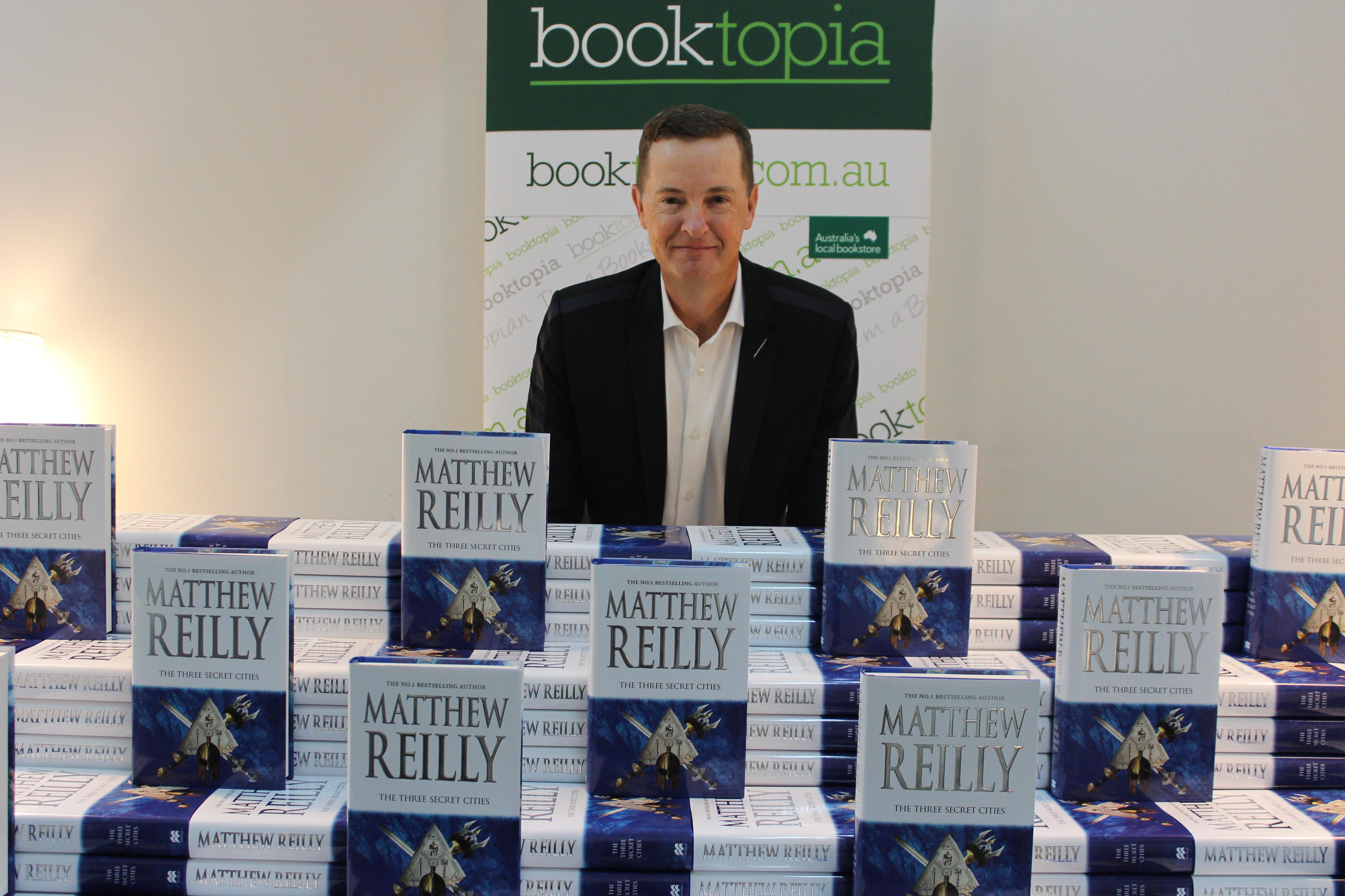 Matthew Reilly