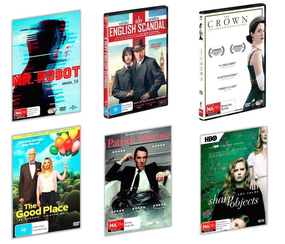 best DVDs 2018