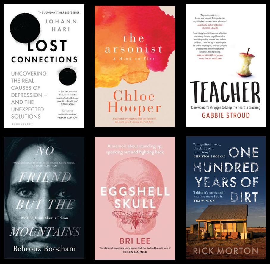 best non-fiction 2018