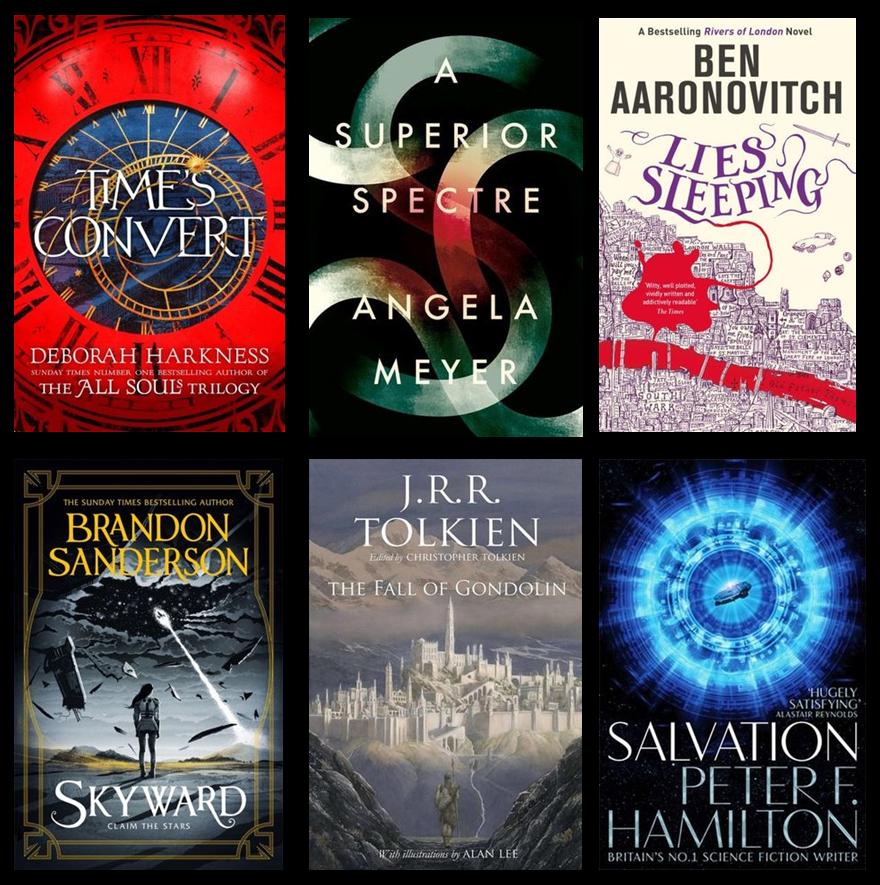 best fiction 2018