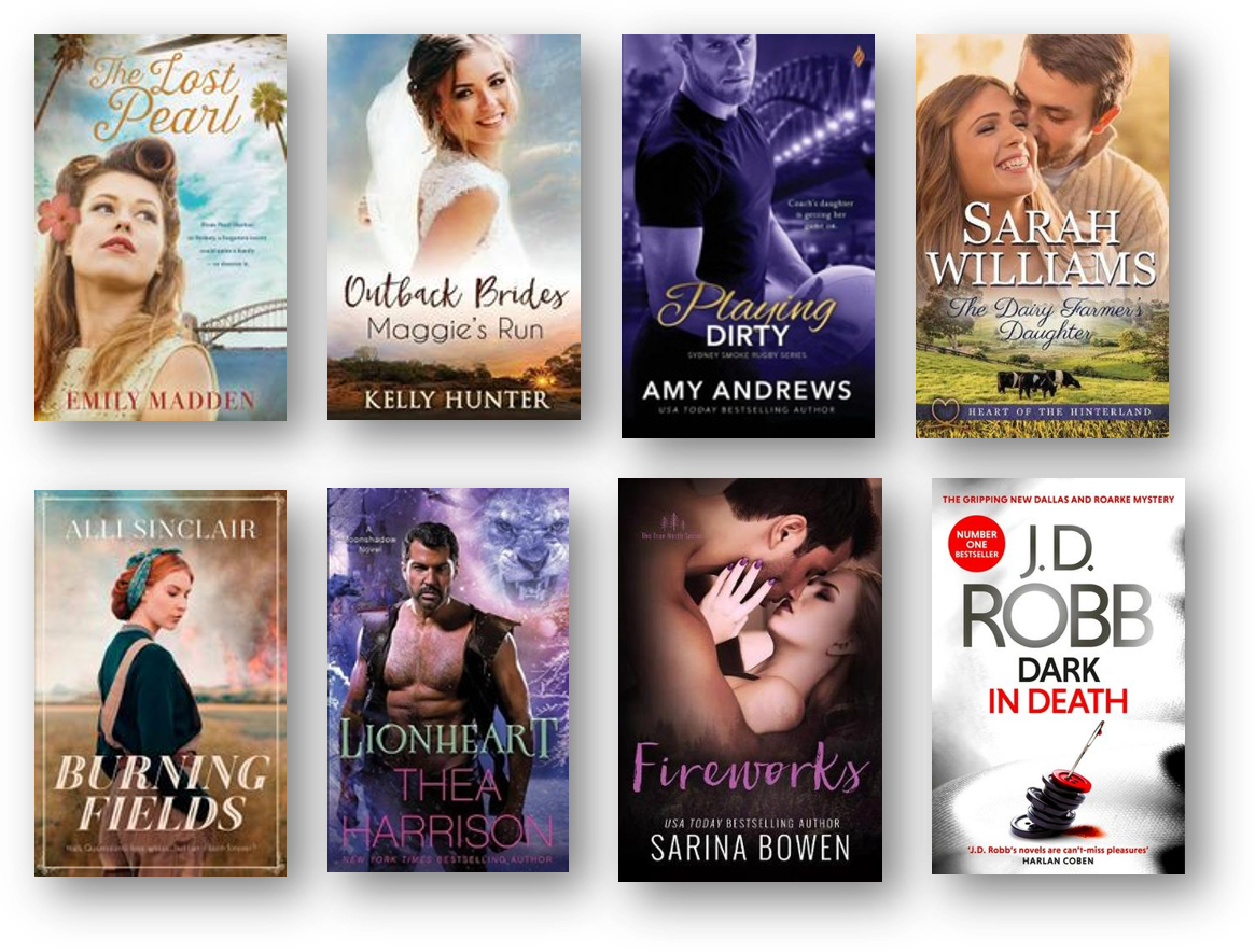 2018 Australian Romance Readers Awards: Finalists announced - The