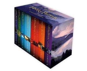 Harry Potter Paperback Boxed Set : The Complete Collectionby J.K. Rowling