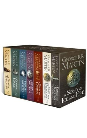 A Game of Thrones - The Story Continuesby by George R.R. Martin