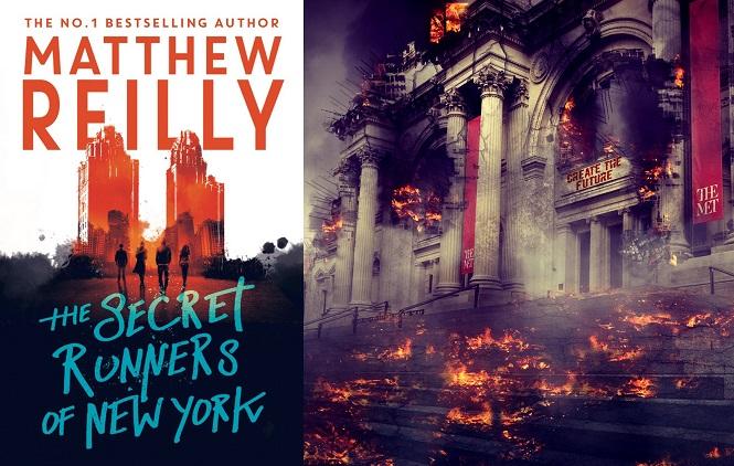 The Secret Runners of New York - Matthew Reilly
