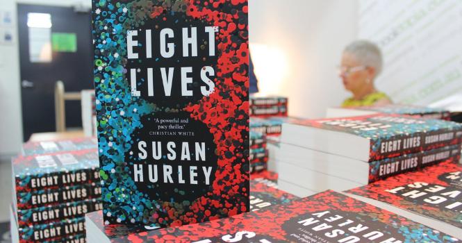 Eight Lives - Susan Hurley