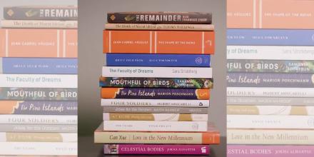 The Man Booker International Prize - 2019 Longlist