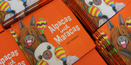 Matt Cosgrove - Alpacas With Maracas