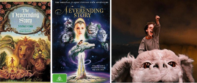 Books-to-Movie: The Neverending Story