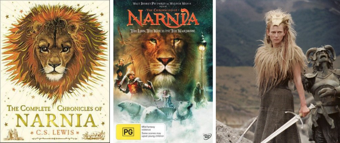 Books-to-Movie: The Chronicles of Narnia