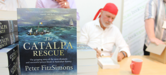 Peter FitzSimons - The Catalpa Rescue
