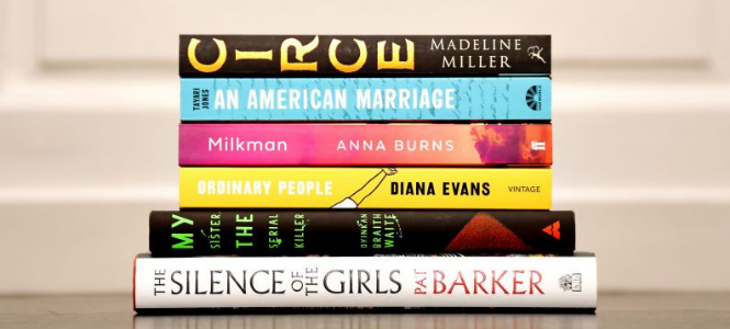 The Women's Prize for Fiction Shortlist