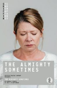 The Almighty Sometimes - 2019 NSW Premier's Literary Awards