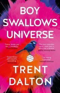 Boy Swallows Universe - 2019 NSW Premier's Literary Awards