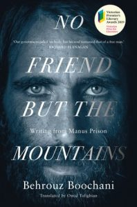No Friend But the Mountains - 2019 NSW Premier's Literary Awards