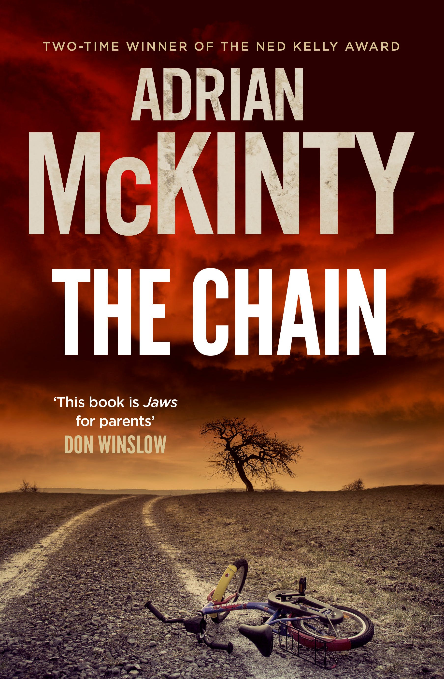 REVIEW: The Chain by Adrian McKinty - The Booktopian