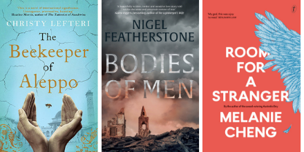 Fiction Reviews - May