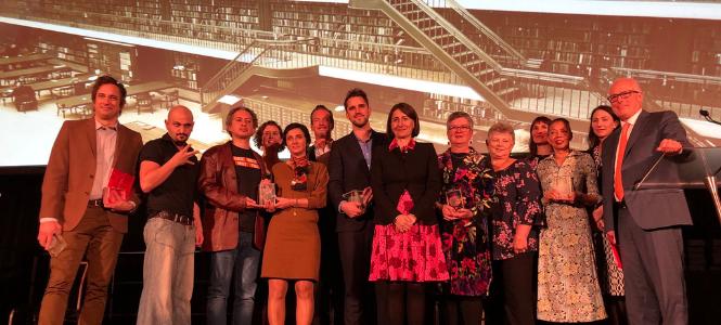 NSw Premier's Literary Award winners