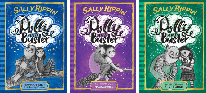 The Polly and Buster series