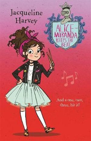 Alice-Miranda Keeps the Beatby Jacqueline Harvey